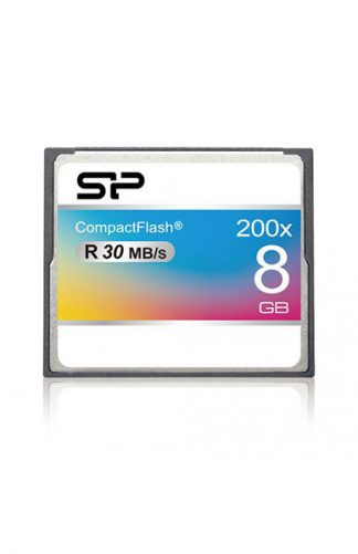 SP CompactFlash 200x 8GB