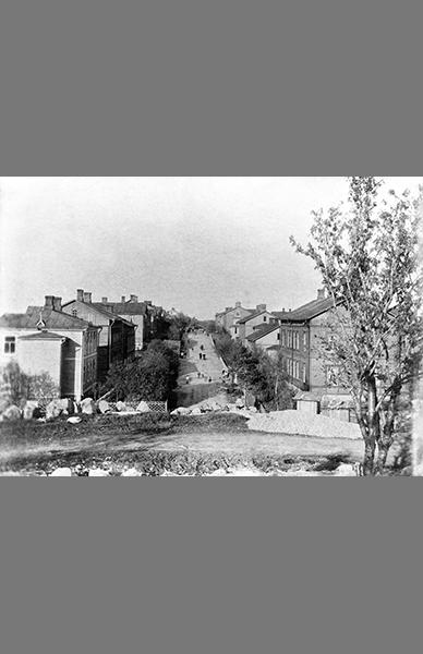 Vaasankatu 1895 – Tuntematon / Helsingin kaupunginmuseo