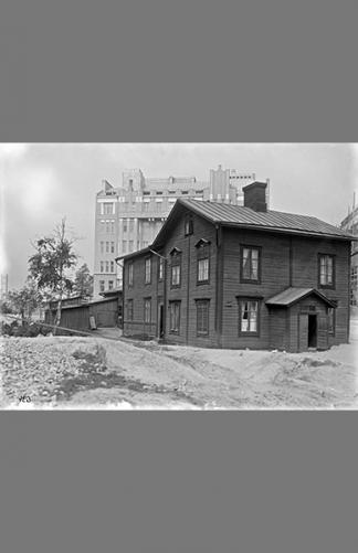 Kaiku 9 1911 – Signe Brander / Helsingin kaupunginmuseo