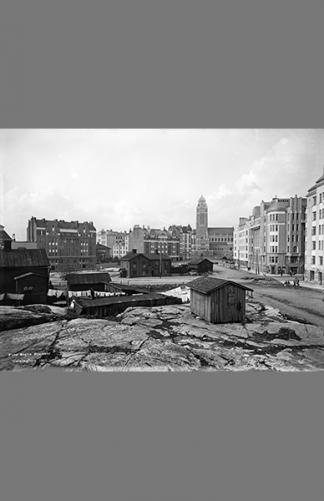 Kaiku 9 1912 – Signe Brander / Helsingin kaupunginmuseo