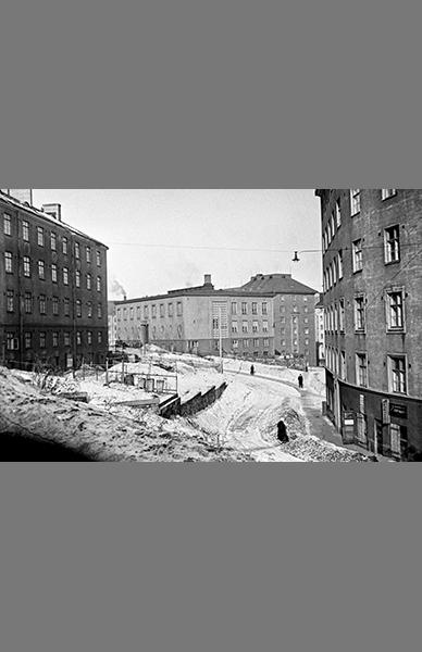 Torkkelinmäki 1940 – Väinö Kannisto / Helsingin kaupunginmuseo