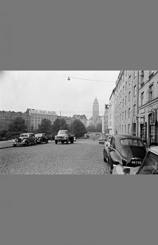 Agricolankatu 1960 – Väinö Kannisto / Helsingin kaupunginmuseo
