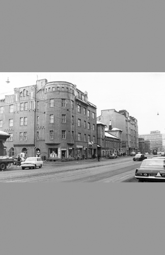 Hämeentie 5 1960 – Aulis Ryyppö / Helsingin kaupunginmuseo