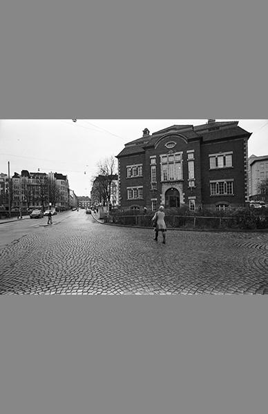 Fleminginkatu 1974 – Simo Rista / Helsingin kaupunginmuseo