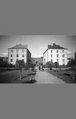 Torkkelinkuja 1975 – Kari Hakli / Helsingin kaupunginmuseo