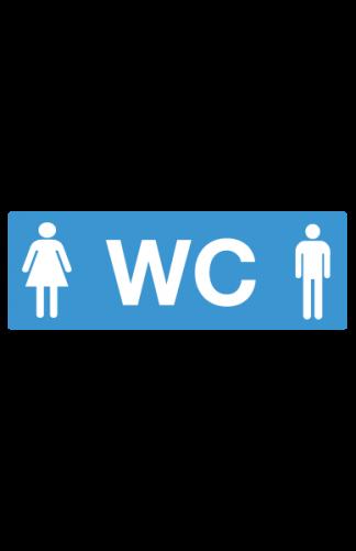 Opaste WC Unisex