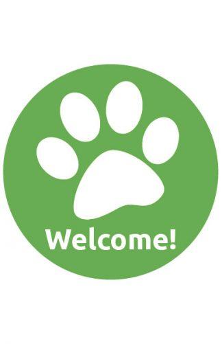 Welcome koirat tervetulleita