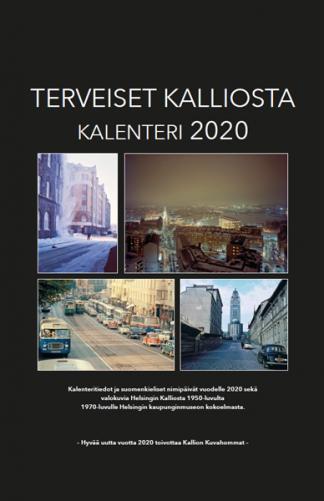 Terveiset Kalliosta -kalenteri 2020