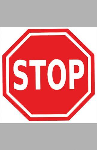 Stop-kyltti