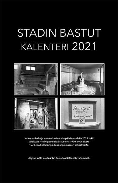 Stadin Bastut -kalenteri 2021