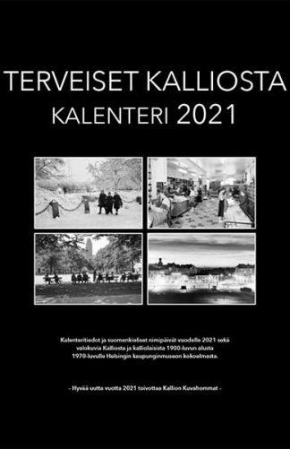 Terveiset Kalliosta -kalenteri 2021
