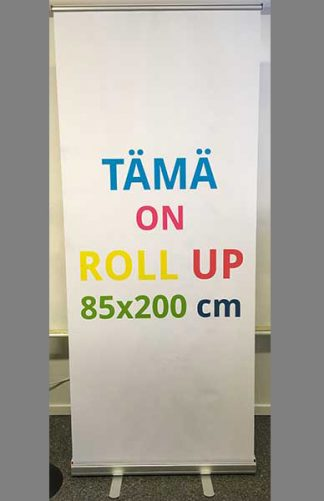 Roll up -juliste